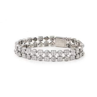 Bulgari White gold bracelet