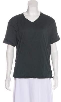 John Varvatos V-Neck Short Sleeve Top