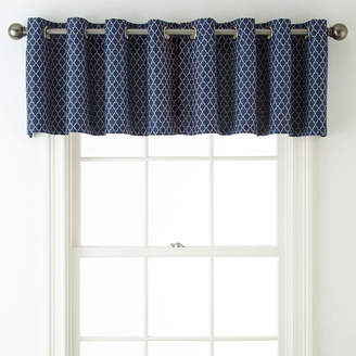 JCPenney JCP HOME HomeTM Rory Grommet-Top Tailored Valance
