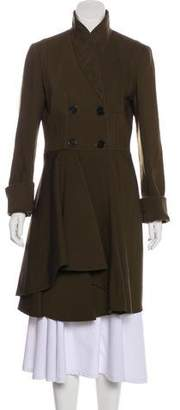 Alexander McQueen Structured Military Coat w/ Tags