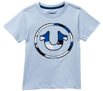 True Religion HS Circle Tee (Little Boys)