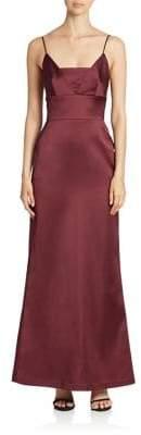 Bailey 44 Satin A-Line Dress