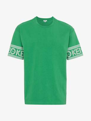 Kenzo logo sleeve t shirt