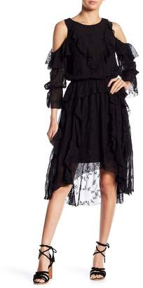 Joie Alpheus Cold Shoulder H-Lo Dress
