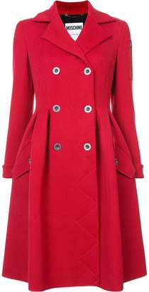 Moschino double breasted frock coat