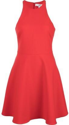 LIKELY halterneck mini dress