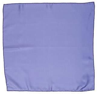 Hermes Woven Silk Pocket Square
