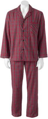 Hanes Men's Classics Pajama Set