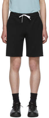 A.P.C. Black Rene Sport Shorts