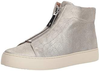 Frye Women's Lena Zip HIGH Sneaker