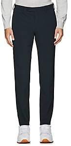 Pt01 Men's Slim Trousers-Turquoise