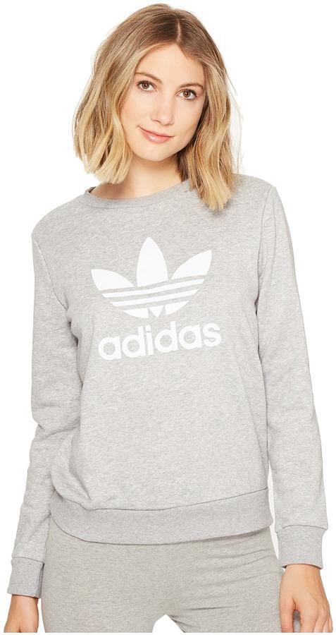 adidas Originals - Crew Sweater Women's Sweater