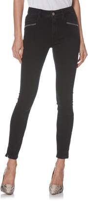 Paige Transcend - Roxxi Zipper Teeth Jeans