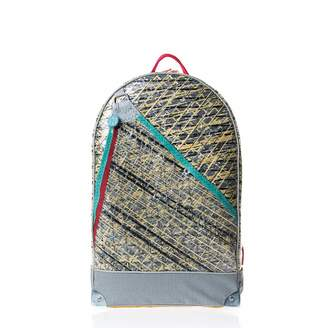 Huner Backpack 0049 With Red Stripe Pocket