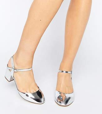 Asos Design SKYBOUND Wide Fit Heels