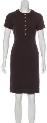 Diane von Furstenberg Knee-Length Ponte Dress