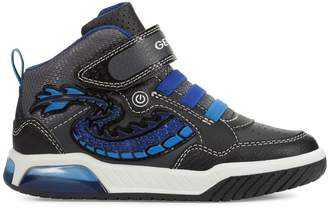 Geox Boy's Inek Light-Up Sneakers