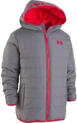 Under Armour Boys' Pre-School UA Pronto Puffer Jacket