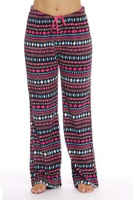 6339-10175-S Just Love Women s Plush Pajama Pants - Petite to Plus Size 3d3d961f5