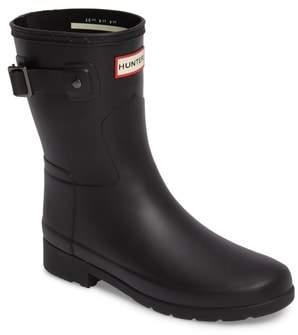 Hunter Refined Short Rain Boot