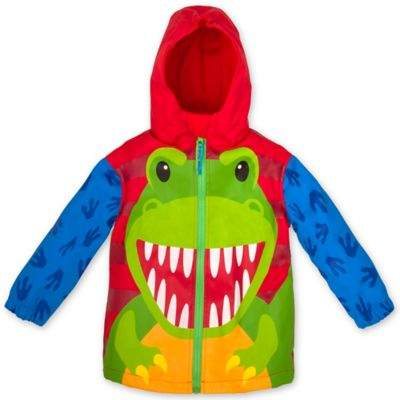 Dino Raincoat in Red