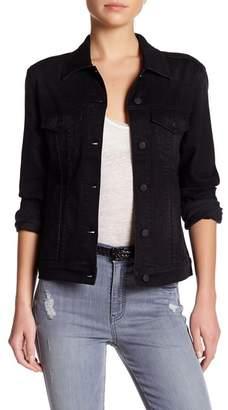 Level 99 Vintage Embellished Denim Jacket