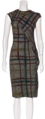 Bottega Veneta Sleeveless Midi Dress