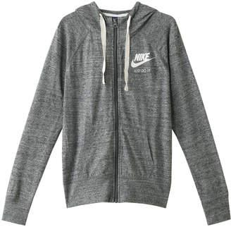 Nike (ナイキ) - ナイキ ジム ヴィンテージフルジップフーディ