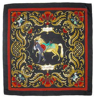 One Kings Lane Vintage Hermès Cheval Turc Scarf