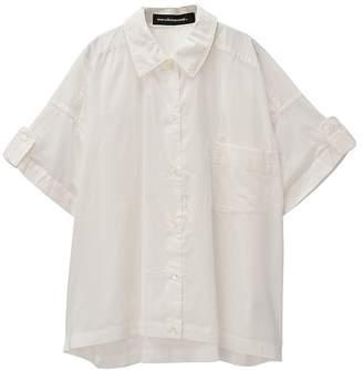 Mercibeaucoup (メルシーボークー) - メルシーボークー、 / S B:うすシャツ / ブラウス