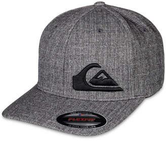 Quiksilver Men Final Flexfit Logo Hat