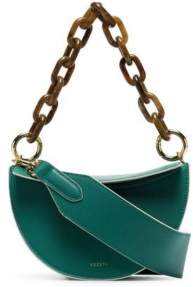 Yuzefi Doris half-moon bag