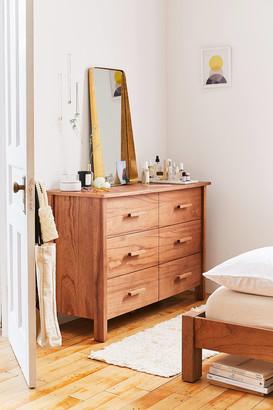 Urban Outfitters Sadie 6-Drawer Dresser