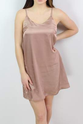 Glamorous Sweetheart Slip Dress
