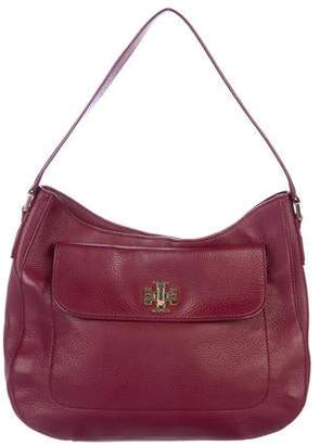 51a1225856 Tory Burch Mercer Slouchy Hobo