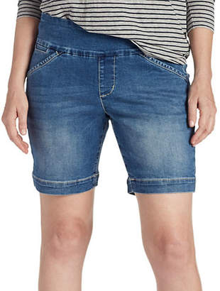 Jag Jeans Ainsley Denim Pull-On Shorts