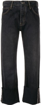 MiH Jeans Phoebe cropped jeans