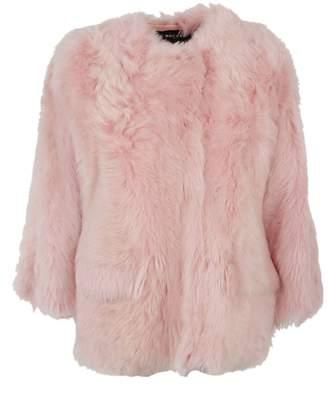 Rochas Fur Coated Jacket