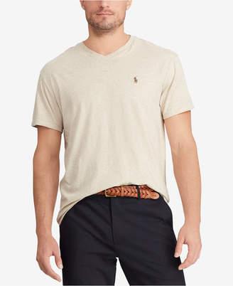 Polo Ralph Lauren Men's Classic Fit V-Neck Cotton T-Shirt