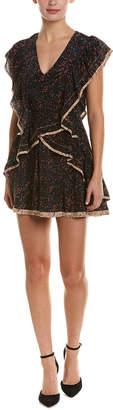 IRO Jicka Silk Shift Dress