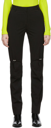 Alyx Black Gaiter Trousers