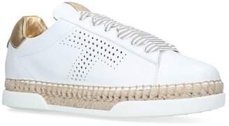 Tod's Flatform Sneakers