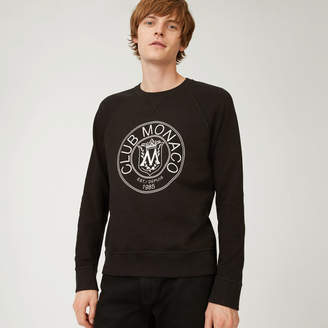 Club Monaco Crest Essential Sweatshirt