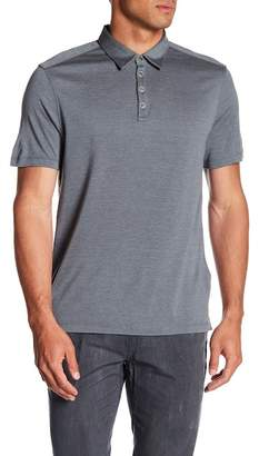 John Varvatos Collection Hampton Fine Knitted Polo
