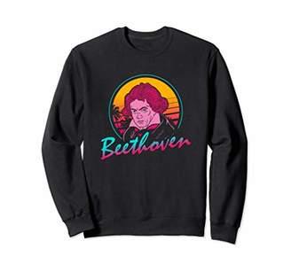 Beethoven Sweatshirt - 80s Retro Vintage Sweater