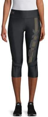Superdry Graphic Capri Leggings