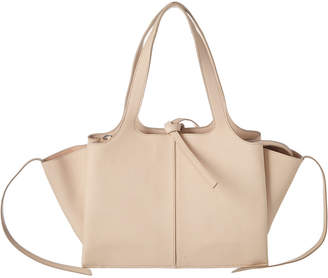 Celine Small Tri-Fold Leather Shoulder Bag