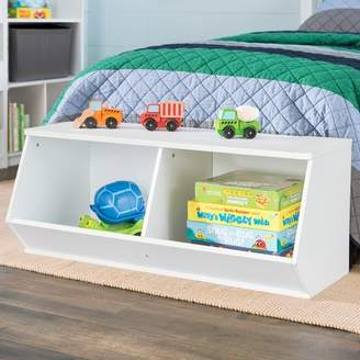 ClosetMaid KidSpace Stackable Angled Toy Organizer