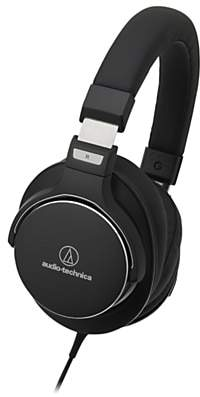 Audio-Technica ATH-MSR7NC High-Resolution Over-Ear Headphones with Noise Cancellation