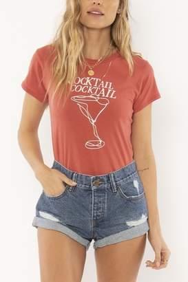 Amuse Society Cocktail Hour Tee